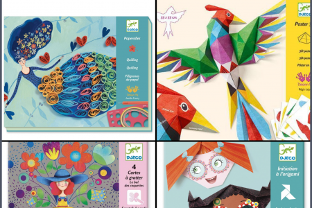Art & Craft for Kids Infographic