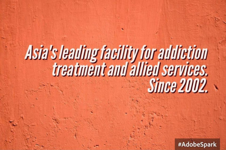 Asia's Leading Facility for addiction Infographic