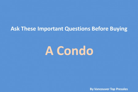 Ask These Important Questions Before Buying A Condo Infographic