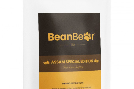 ASSAM SPECIAL EDITION Loose Leaf Tea Infographic