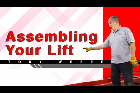 Assembling Your Lift Infographic