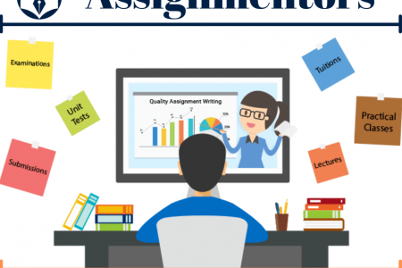 Assignmentors - Essay And Dissertation Service Infographic