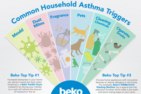 Asthma-Proof Your Home Infographic