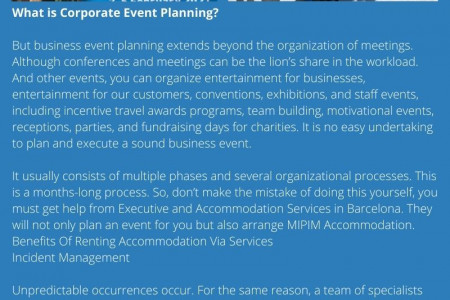 Attend MIPIM The World's Leading Real Estate Market Event with EAS Infographic