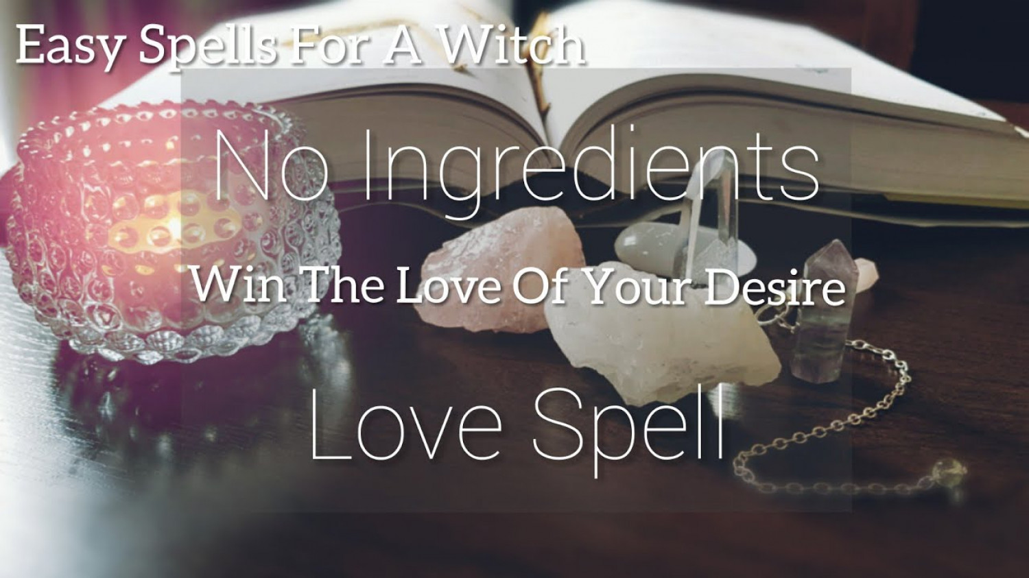 Attraction Spells That Really Work Infographic