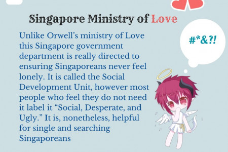 Awesome Things That You Didn't Know About Singapore  Infographic