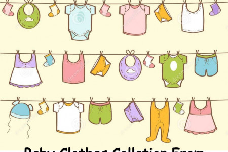 Baby Clothes Collection From Pinterest Infographic