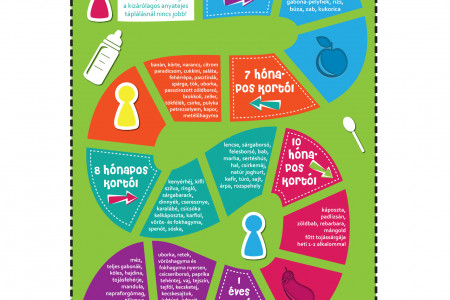 Baby food infographic Infographic
