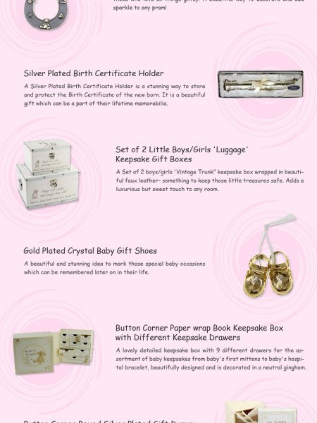 Baby Shower - A wonderful occasion to welcome a new life Infographic