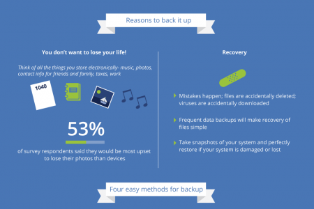 Backin' Up the Data Infographic