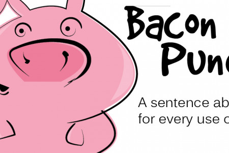 Bacon Punctuation Infographic