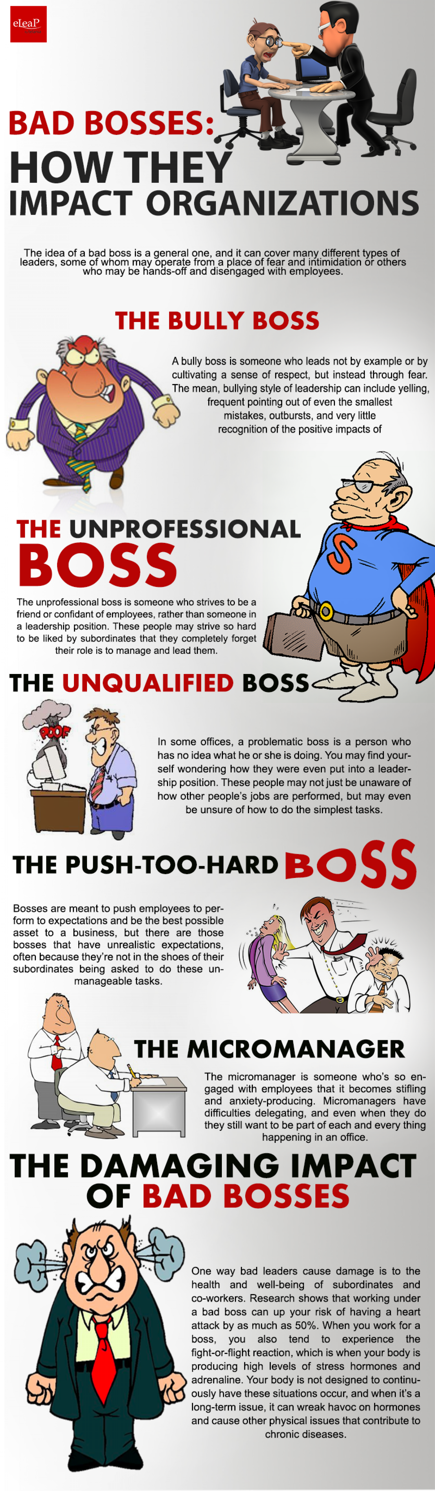 bad bosses how they impact organizations ly bad bosses how they impact organizations infographic