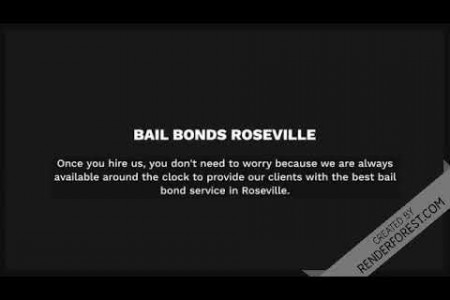 Bail Bonds Placer County Infographic