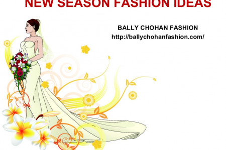 Bally Chohan Fashion - Fresh Fashion for Summer Infographic