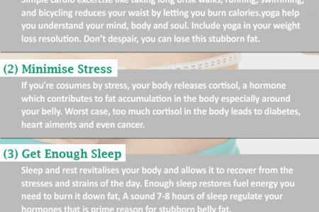 Bally Chohan Fitness Tips - Easy Weight Loss Tips Infographic