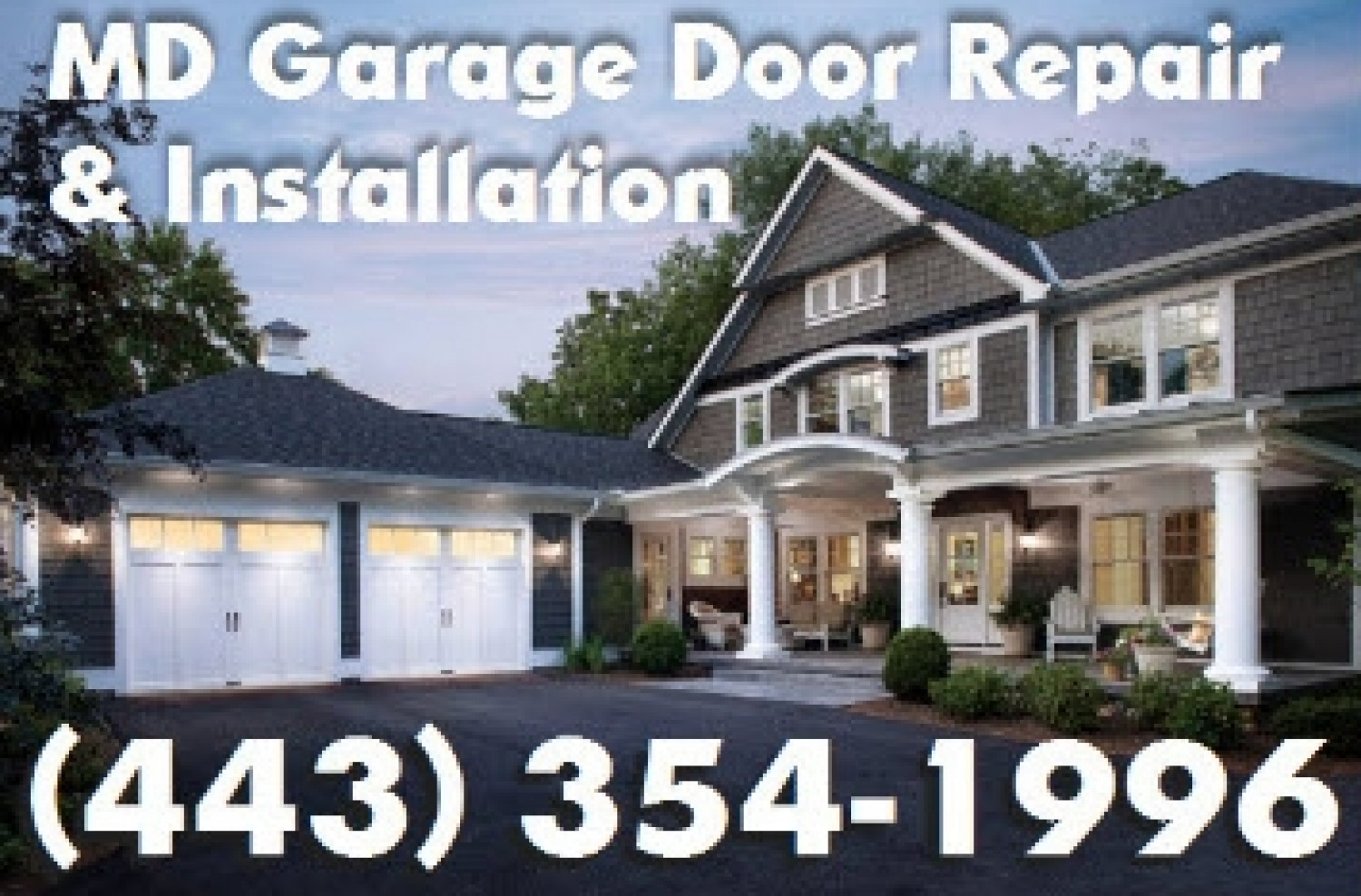 Garage doors baltimore