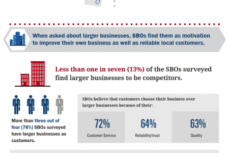 Bank of America Small Business Owner Report: Miami Local Breakdown Infographic