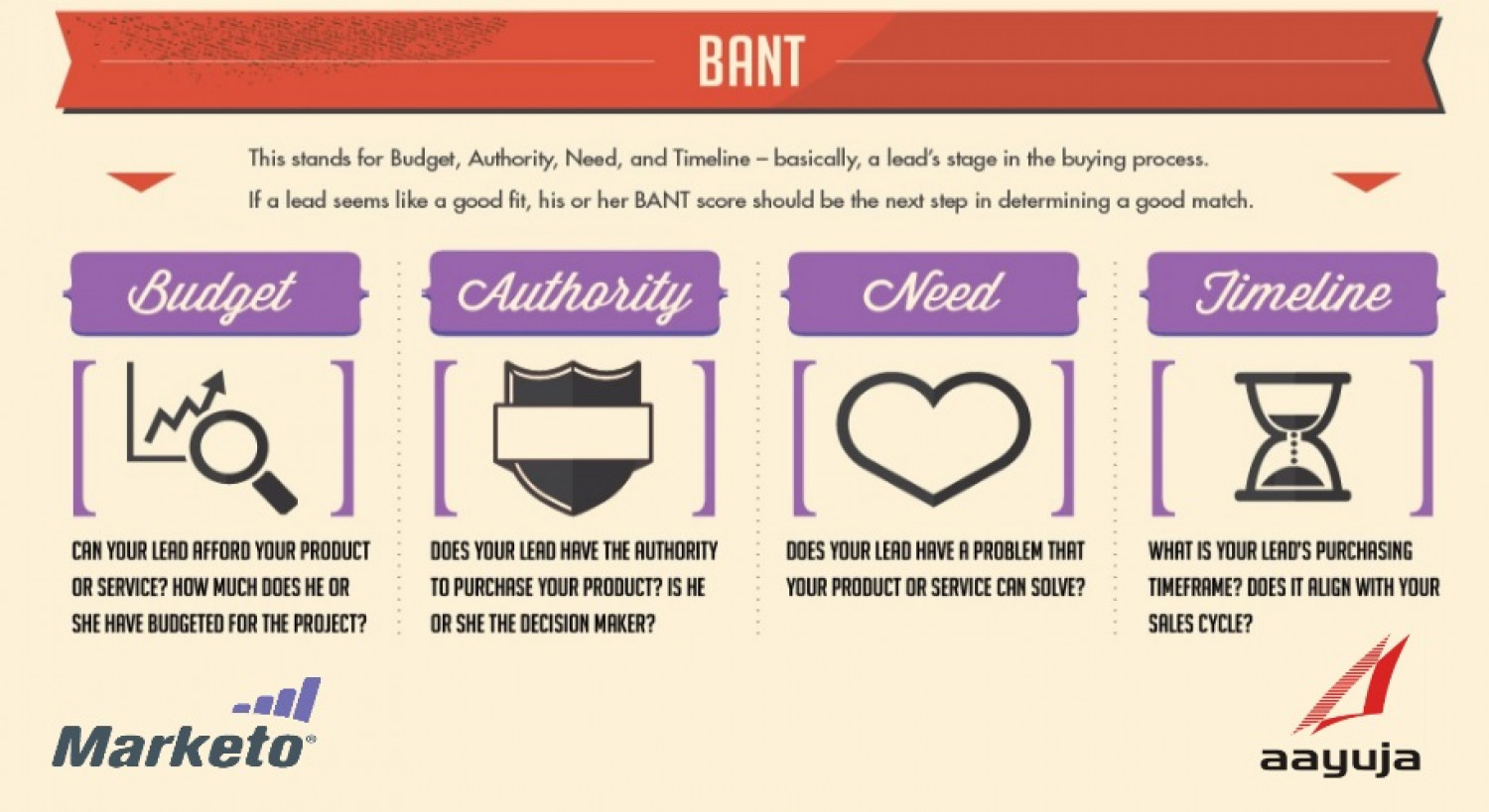 BANT Infographic
