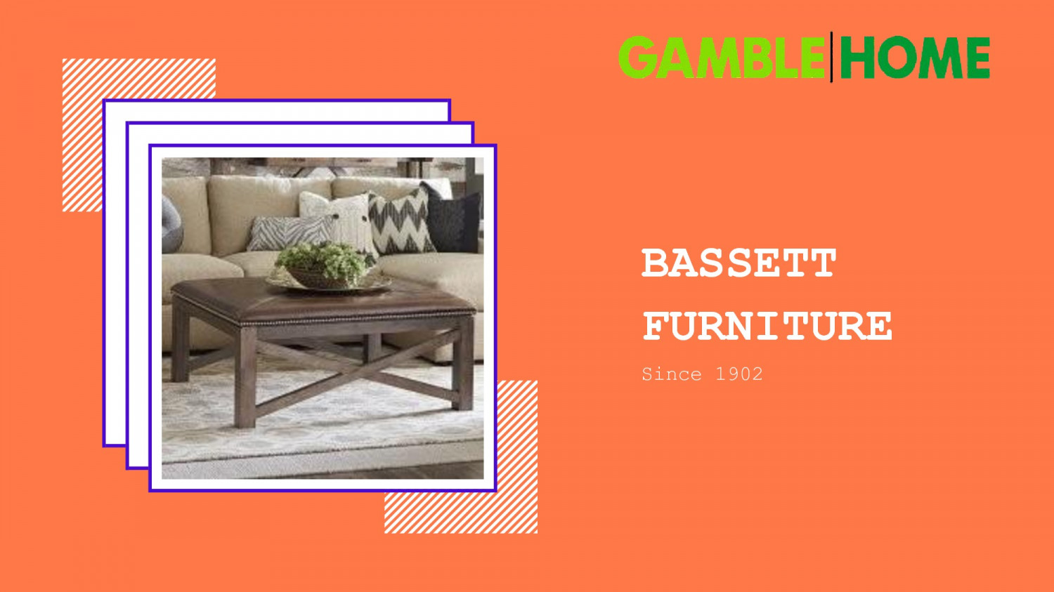 Bassett Furniture Searcy AR - Gamble Home Infographic
