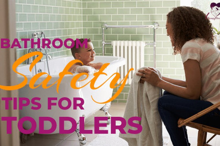 Bathroom Safety Tips for Toddlers: Every Parent Must Know Infographic