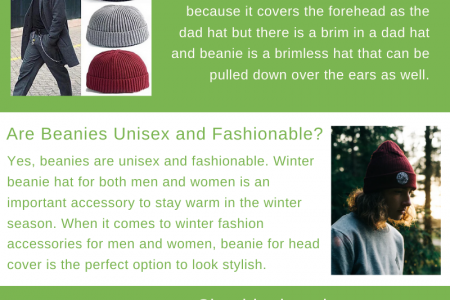 Beanie Hats Its History and Trends 2020 Infographic