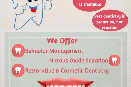 Bellevue Pediatric Dentistry  Infographic