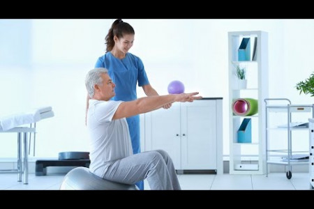 Benefits of Physiotherapy for Older Adults Infographic