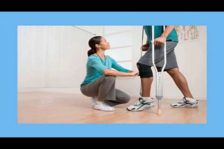 Benefits of Physiotherapy Programs Infographic