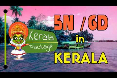 Best 5 Nights 6 Days Kerala Tour Package Infographic