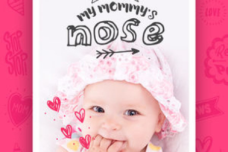 Best Baby Photo Editor App for Mommies Infographic