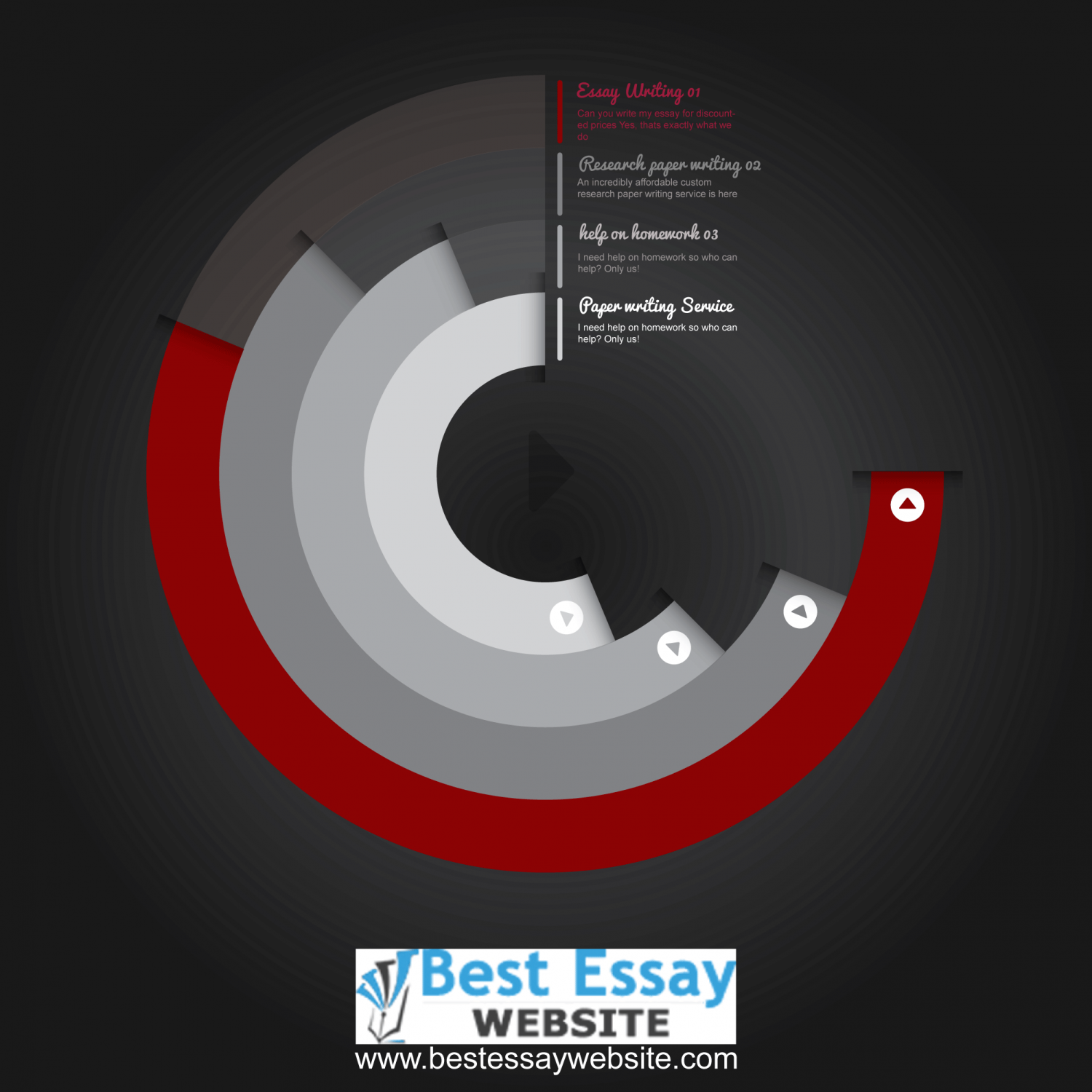 Essays customink