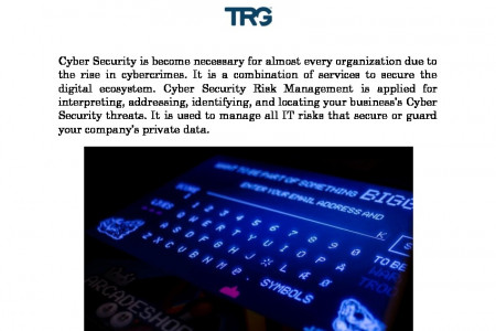 Best Cyber Security Risk Management in Cape Town Infographic