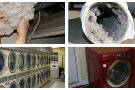 Best Dryer Duct Cleaning in Toronto - City Duct Cleaning Infographic