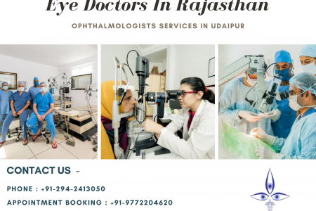 Best Eye Care Hospital In Udaipur Infographic
