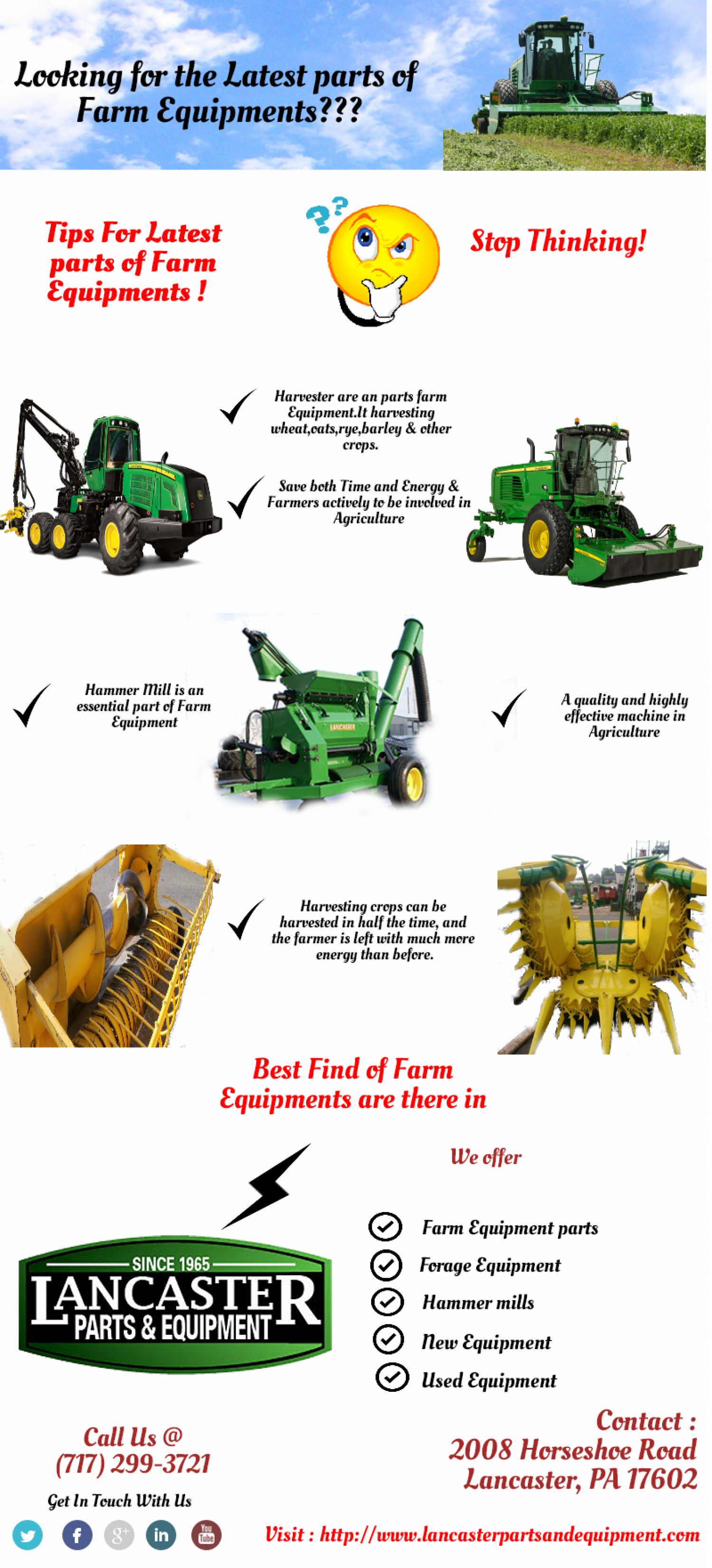 Name Of Parts Farm Implements : Best farm equipment parts in lancaster visual ly