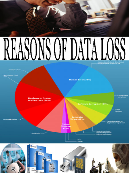 Best Hard Drive Recovery Software Infographic