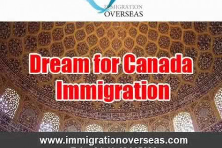 Best Immigration consultants for Canadian Immigration Infographic