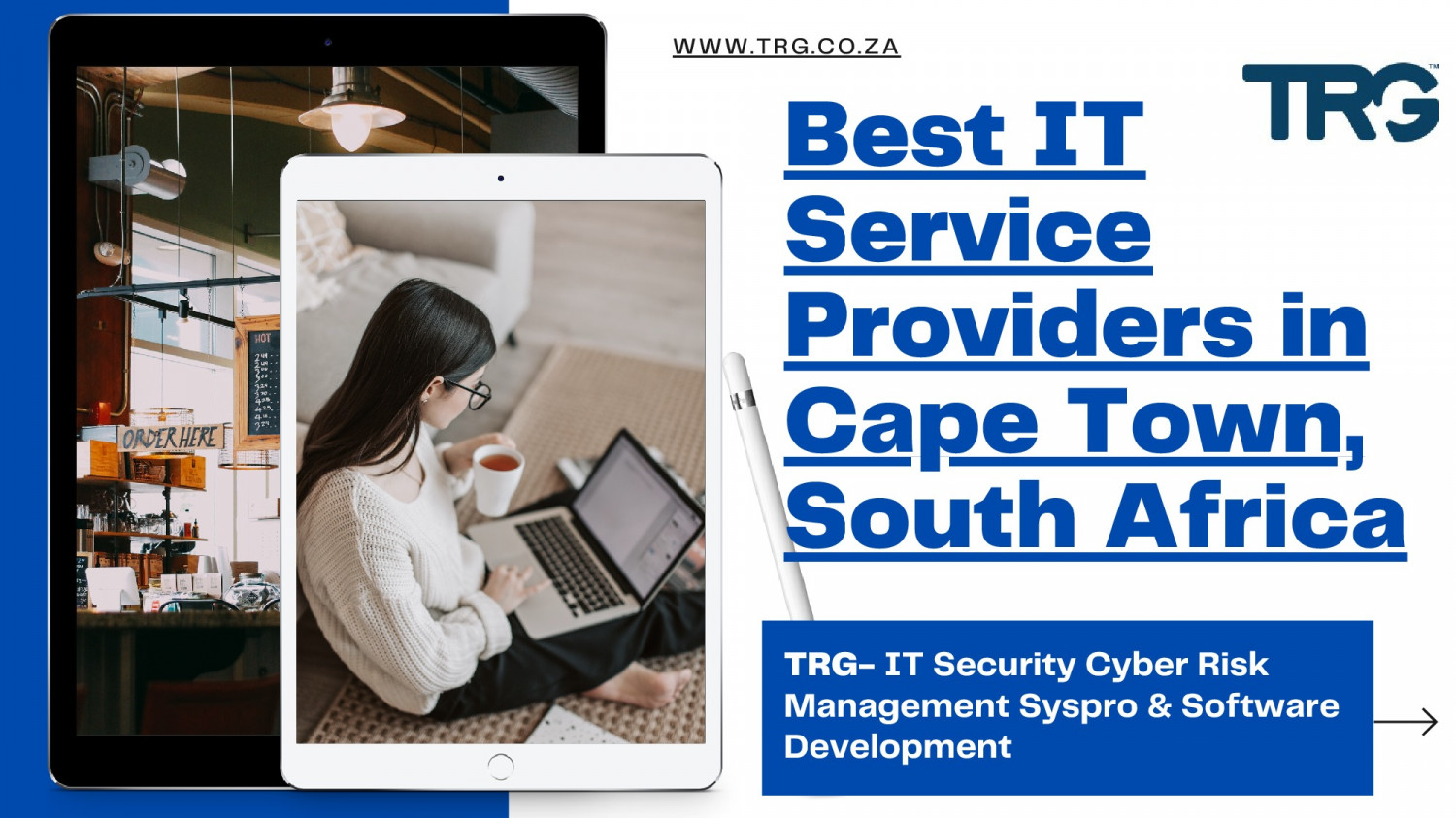Best IT Service Providers in Cape Town, South Africa Infographic