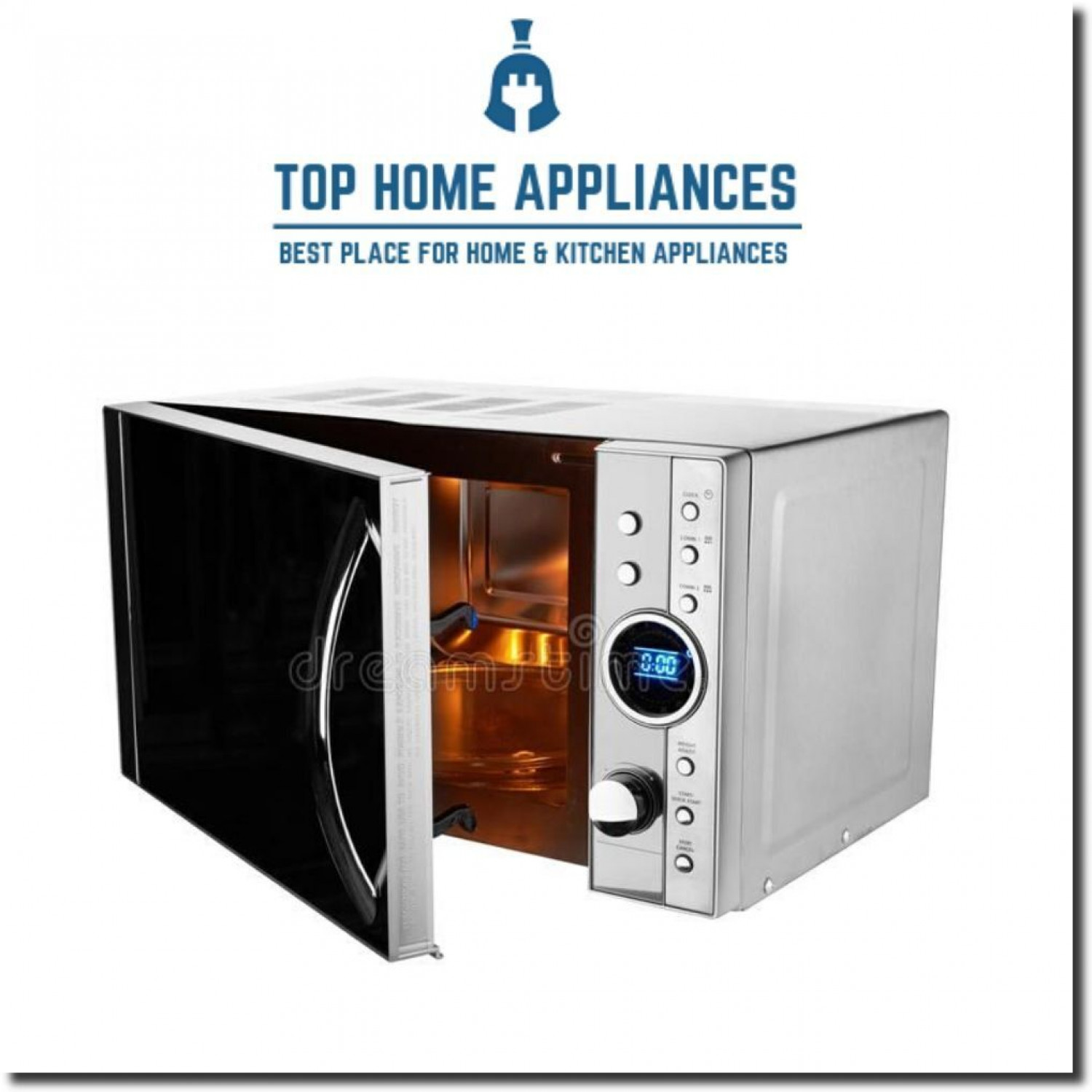 Best Microwave Ovens In India Infographic