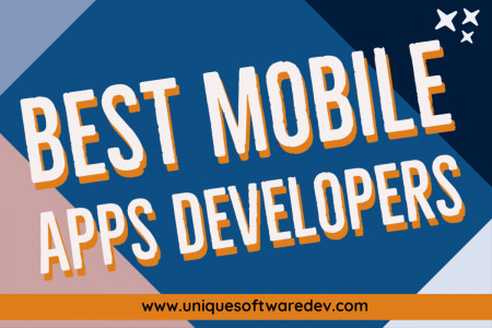 Best Mobile Apps Developers in Dallas Infographic