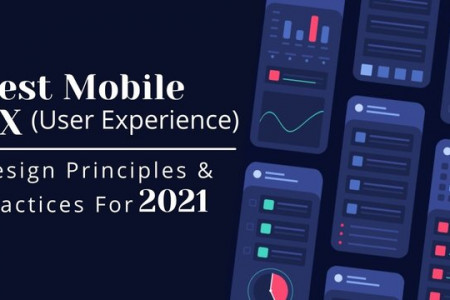 Best Mobile UX (User Experience) Design Principles and Practices for 2021 Infographic
