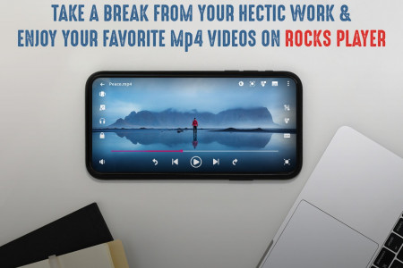 Best Mp4 Video Player App For Android Infographic