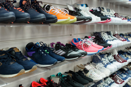 Best online shoes store in Nepal Infographic