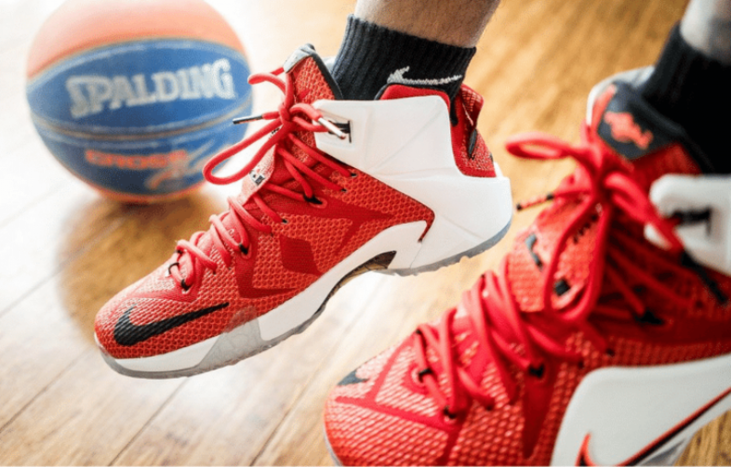 Best Outdoor Basketball Shoes Infographic