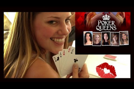Best Poker Movie about WSOP and Women: POKER QUEENS Infographic