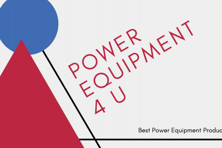 Best Power Equipment Products for Sale in UK Infographic