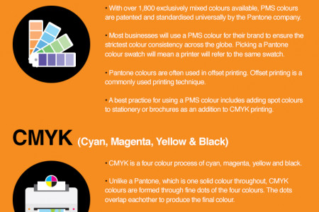 Best Practices for Using Colour in Design Infographic