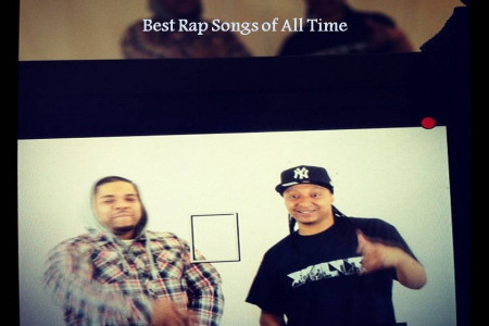 Best Rap Songs of All Time at Think Dream Evolve Infographic