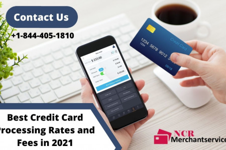 Best Rates for Credit Card Processing In 2021 Infographic