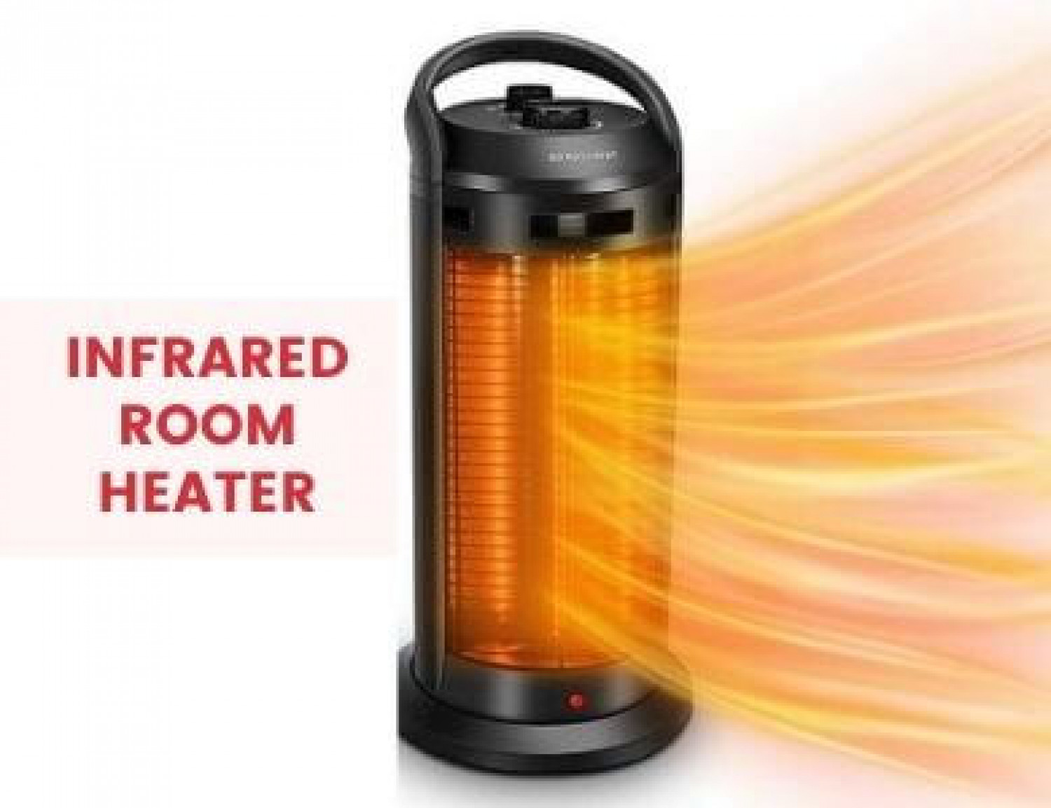 Best Room Heaters In India Infographic